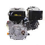 Двигун бензиновий WEIMA(Вейма) WM190F-L(16р.с.під шпонку з редуктором), фото 6