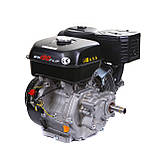 Двигун бензиновий WEIMA(Вейма) WM190F-L(16р.с.під шпонку з редуктором), фото 7