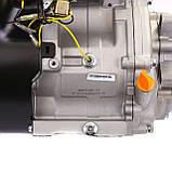 Двигун бензиновий WEIMA(Вейма) WM190F-L(16р.с.під шпонку з редуктором), фото 9