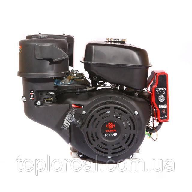 Двигатель бензиновый WEIMA(Вейма) WM192FE-S(18л.с.под шпонку) к мотоблоку