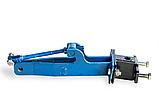 Сцепка для мотоблока (EXPERT) с регулировочным винтом, фото 2
