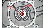 Двигун бензиновий WEIMA (ВЕЙМА) BT170F-Т(7,5 л. с. під шліц 25мм) для мотоблока, фото 5