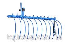 Грабли для мотоблока (1,2м) грабли для уборки сена