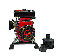 Мотопомпа WMQGZ40-20(двигатель WM152F) патрубок 40мм, 27куб/час, фото 1
