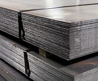 Лист стальной конструкционный 4 мм сталь 45