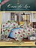Полуторный комплект постельного белья в ярком дизайне, фото 2