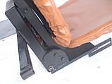 Сидіння для мототрактора (м'яке на аммортизаторе), фото 4