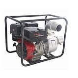 Бензинова помпа WEIMA (Вейма) WMQGZ 100-30 (двигун WM192 ,18 л. с.), фото 2