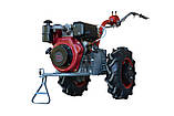 Мотоблок Мотор Січ МБ-9ДЕ(дизель 9 л. с., WEIMA WM186FE, електростартер), фото 2