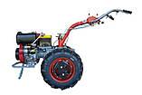 Мотоблок Мотор Січ МБ-9ДЕ(дизель 9 л. с., WEIMA WM186FE, електростартер), фото 5