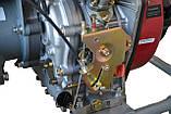 Мотоблок Мотор Січ МБ-9ДЕ(дизель 9 л. с., WEIMA WM186FE, електростартер), фото 7