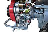 Мотоблок Мотор Січ МБ-9ДЕ(дизель 9 л. с., WEIMA WM186FE, електростартер), фото 10