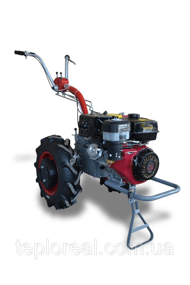 Мотоблок Мотор Сич МБ-13Е (бензин WEIMA WM188FE, электростартер, 13 л.с.)