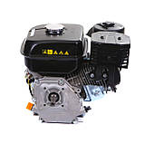 Двигатель бензиновый WEIMA WM170F-Q NEW (вал под шпонку 19мм), фото 5