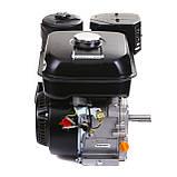Двигатель бензиновый WEIMA WM170F-Q NEW (вал под шпонку 19мм), фото 7