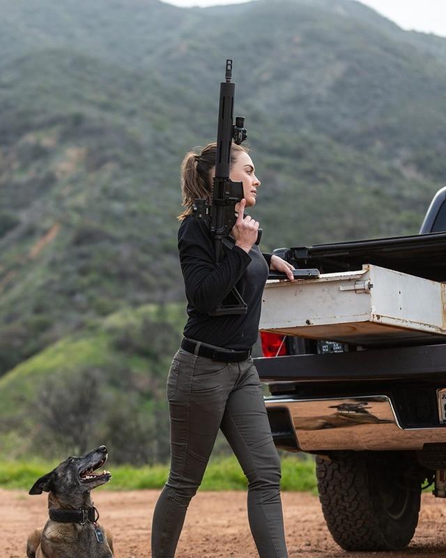Оригинал Зауженные женские тактические джинсы 5.11 Tactical WYLDCAT PANT 64019 4 Regular, Thyme