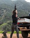 Оригинал Зауженные женские тактические джинсы 5.11 Tactical WYLDCAT PANT 64019 4 Regular, Thyme, фото 2