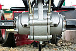 Мотоблок дизельний WEIMA (Вейма) WM1100BЕ-6 DIFF (6 швидкостей з диференціалом і електростартером), фото 5