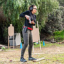 Оригинал Зауженные женские тактические джинсы 5.11 Tactical WYLDCAT PANT 64019 4 Regular, Rosewood, фото 4