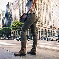 Оригинал Зауженные женские тактические джинсы 5.11 Tactical WYLDCAT PANT 64019 4 Long, Rosewood
