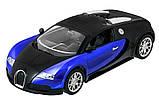 Машинка радиоуправляемая 1:14 Meizhi Bugatti Veyron (синий), фото 2