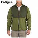 Оригинал Тактический свитер флиска 5.11 Apollo Tech Fleece Jacket 78016 Medium, Чорний, фото 4