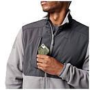 Оригинал Тактический свитер флиска 5.11 Apollo Tech Fleece Jacket 78016 Medium, Чорний, фото 10