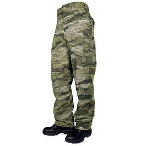 Оригинал Тактические военные штаны Tru-Spec 24-7 Poly/Cotton R/S Pants w/Cell Phone Pockets, ATACS IX 30,