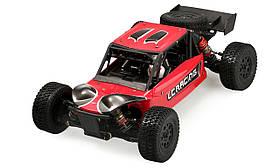 Багги песчаная 1:14 LC Racing DTH бесколлекторная (красный)