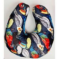 Подушка для путешествий.Разные цвета .Уют.Комфорт.Подушка для шеи.