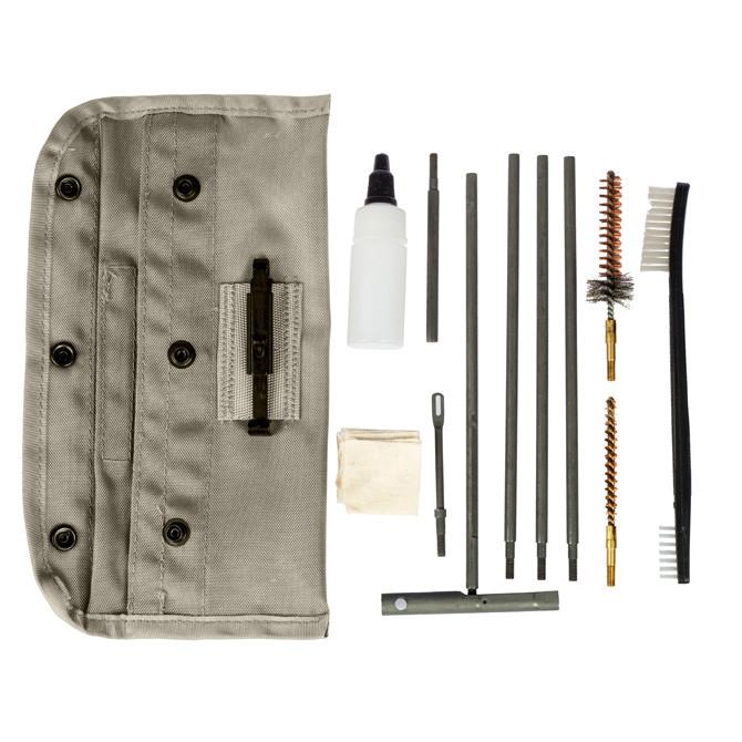 Оригинал Полевой набор для чистки оружия SPORT RIDGE AR15-M16 GI Field Cleaning Kit OCP-MC 03959 Тан (Tan)