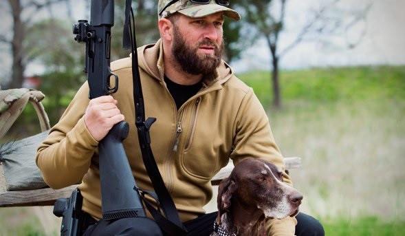 Оригинал Тактическая кофта с капюшоном Propper® V2 Hoodie F5481 Medium, Койот (Coyote)