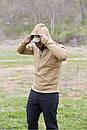 Оригинал Тактическая кофта с капюшоном Propper® V2 Hoodie F5481 Medium, Койот (Coyote), фото 2