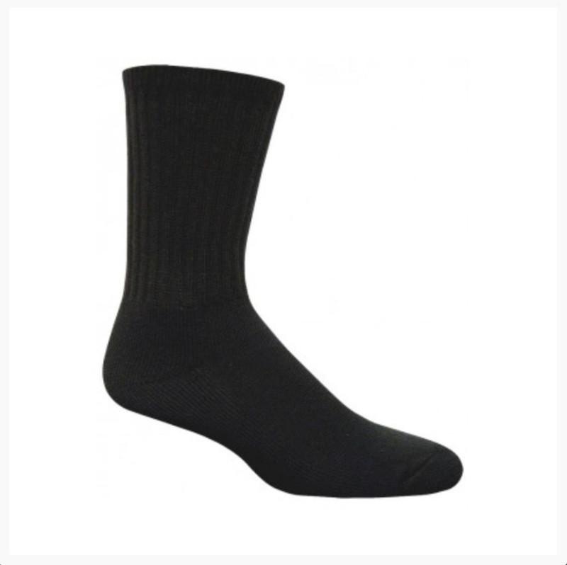 Оригинал Тактические носки Magnum DC-1 Crew Socks 3830 Large, Чорний