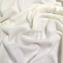 Ткань флис молочный, фото 2