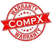 Гарантия от магазина CompX