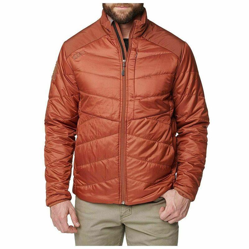 Утеплена куртка 5.11 Tactical Men's Lightweight Peninsula Insulator Packable Jacket 48342 Small, Sequoia