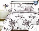 Комплект постельного белья Микроволокно HXDD-801 M&M 7267 Белый, фото 2