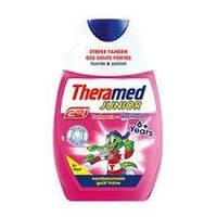 Зубная паста Theramed 2in1 Junior 6+ 75ml