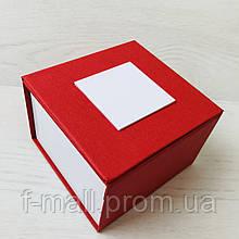 Коробка для наручных часов Красная