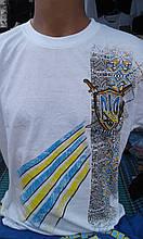 Патріотична футболка чоловіча