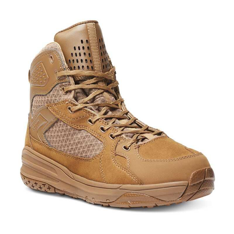 Тактичні напівчеревики 5.11 Tactical HALCYON DARK COYOTE TACTICAL BOOT 12364, Dark Coyote US 10.5R