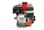 Двигатель бензиновый WEIMA BT170F-S Т/20(7,5 л.с.под шлиц 20мм), фото 2