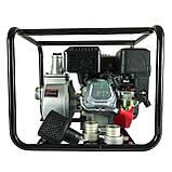 Мотопомпа WEIMA WMQGZ50-30 (бензин, патрубок 50мм, 36куб/год), фото 2