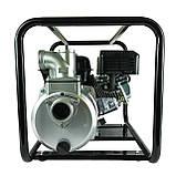 Мотопомпа WEIMA WMQGZ50-30 (бензин, патрубок 50мм, 36куб/год), фото 4