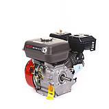 Двигатель бензиновый BULAT (WEIMA) BW170F-Q(7,0 л.с.под шпонку ф19мм), фото 3