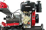 Мотоблок WEIMA (Вейма) WM1100A КМ DELUXE (дизель 6л.с.), фото 6
