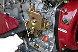 Мотоблок WEIMA (Вейма) WM1100А-6 КМ DIFF DELUXE (дизель 6л.с. с дифференциалом), фото 10