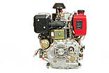 Двигун дизельний WEIMA WM188FBS (R) (вал під шпонку), фото 2