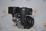 Двигун WEIMA(Вейма) WM188F-S (шпонка 25 мм) бензин 13,0 л. с., фото 3